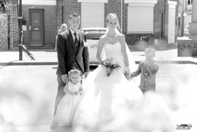 photographe expérimenté mariage