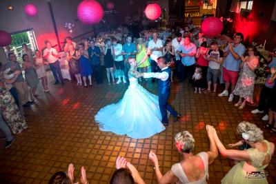 photographe ouverture de bal professionnel