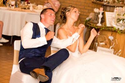 photographe mariage de nuit