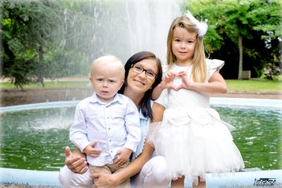 Séance photos mère et enfants