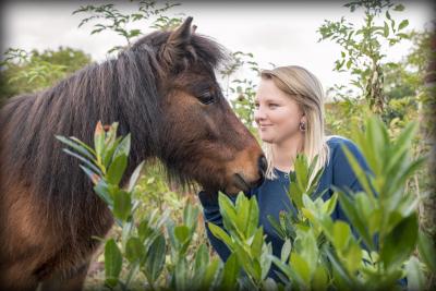Séance photos extérieur  avec animaux
